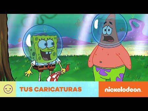 Bob Esponja | Canción de los Amigos | Nickelodeon en Español