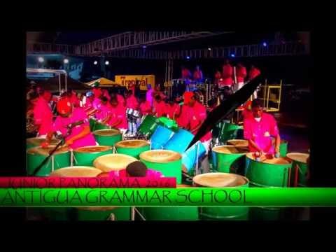 Antigua Grammar School Junior Panorama 2016
