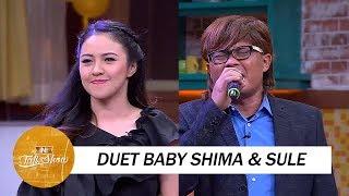 Duet Baby Shima & Sule Bikin Studio Tercengang
