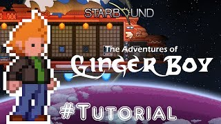 Starbound [TUTORIAL]: How to Change Your Starter Ship