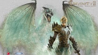 Let's Play Divinity II: Ego Draconis (Blind) Part 1 - The New Dragon Slayer
