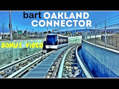 Oakland Airport to Coliseum - The BART Connector
