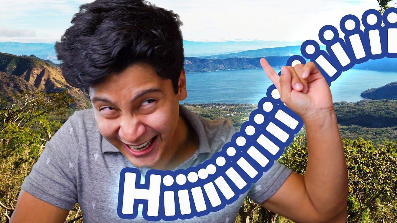 """""""Hiiiiiii"""" - #CosasDeSalvadoreños"""