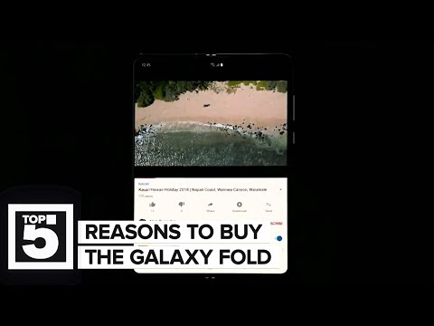 Why you should buy the Galaxy Fold (CNET Top 5)