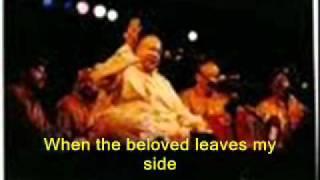 aisi hai tanhai - english translation