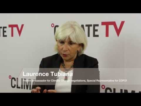 Laurence Tubiana, Special Representative for COP21, Government of France
