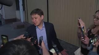 Сапар Исаков: Я в шоке от всего этого