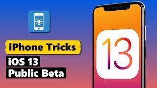 iOS 13 Beta installieren (Public Beta - deutsch)