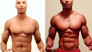 How To Gain 10 Pounds of Muscle Without Gaining Fat (Big Brandon Carter)