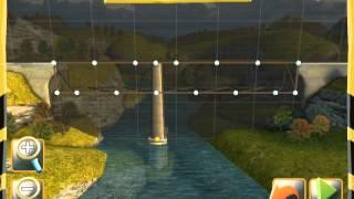 Bridge Constructor - Westlands - Bridge 6 - Walkthrough