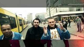 TonyTone feat Zenci65 Viruz61 & Amin - Berlin 030 (prod. SNEYBEATZ)