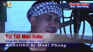 Karaoke HD Vui Tết Miệt Vườn Quang Trường Hay Nhất 2017