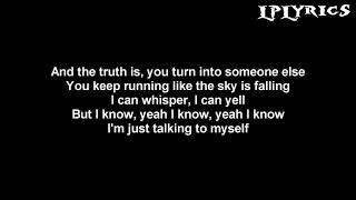 Linkin Park - Talking To Myself [Lyrics]