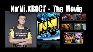 Dota 2 - Na'Vi.XBOCT - The Movie [LIVE COMMENTARY]