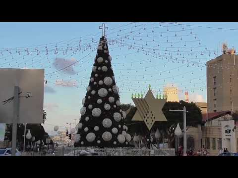 Israel Haifa Christmas Market 2018