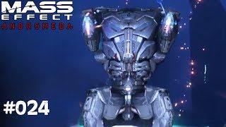 MASS EFFECT ANDROMEDA #024 - Ein Zerstörer! - Let's Play Mass Effect Andromeda Deutsch / German