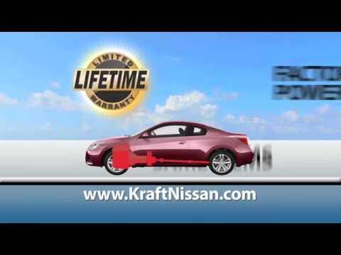 Kraft Nissan New Car Warranty