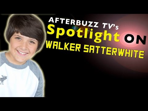 Walker Satterwhite Interview | AfterBuzz TV's Spotlight On