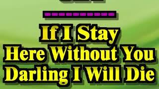 Andy Gibb - I Just Want To Be Your Everything (Sing-a-long Karaoke Lyric Video)