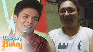 Magandang Buhay: Ronnie's relationship with his father