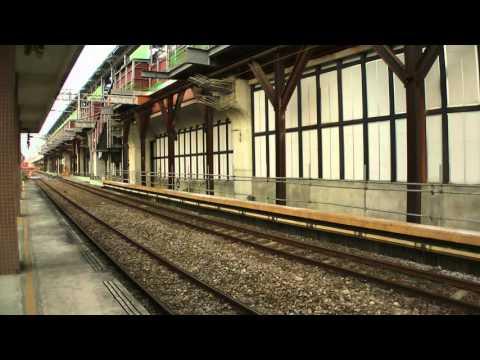 [HD] The Taiwan TRA up Local Train No. 2622 (Sanyi To Tongxiao) EMU 500 at Daqing Station