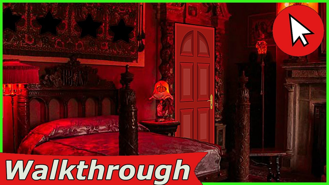 Dracula haunted house escape walkthrough games2rule for Minimalistic house escape 5 walkthrough