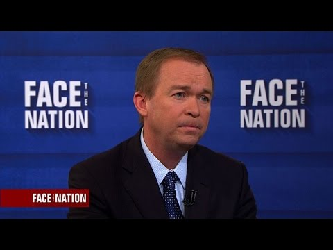 Full interview: Mick Mulvaney, May 7