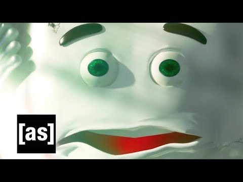 still lost I guess, here's a tunnel | adult swim