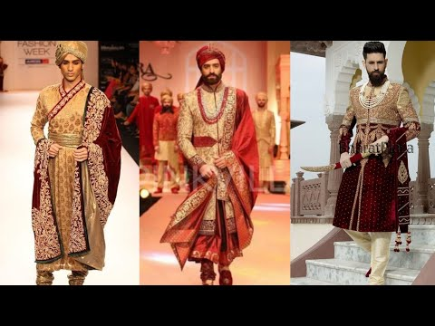 Latest Design Sherwani 2018 || sherwani for man wedding || India Online