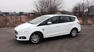 2017 - Ford S-Max 2.0 Tdci - 150 HP - Trend