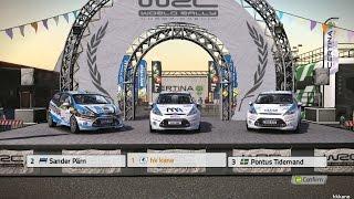 WRC 4 Career Mode Gameplay P.1