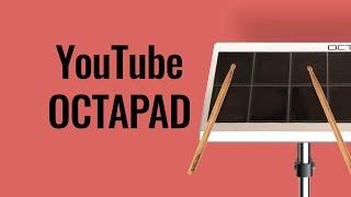 YouTube OCTAPAD - Play OCTAPAD on YouTube with computer keyboard