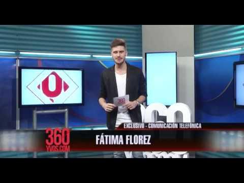 "Fátima Florez ""voy a presentarme en el Orfeo de Córdoba"" - #360yvosTV"