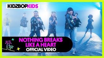 KIDZ BOP Kids - Nothing Breaks Like A Heart (Official Music Video)