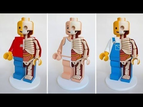 kubik LEGO