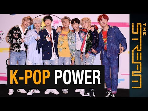 Why has the world fallen in love with K-pop?