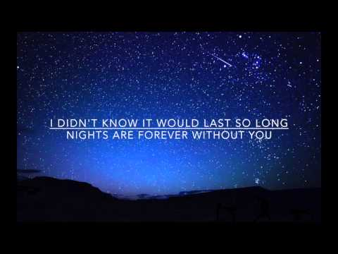 Nights Are Forever Without You | England Dan & John Ford Coley | Lyrics ☾☀