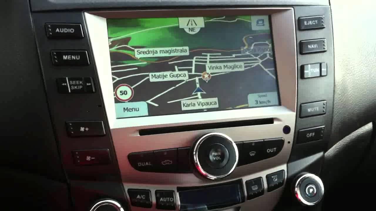 2003 Honda Accord Radio Wiring