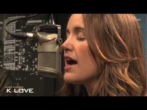 "K-LOVE - Britt Nicole ""All This Time"" LIVE"