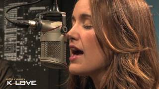 "K-LOVE - Britt Nicole ""All This Time"" LIVE"