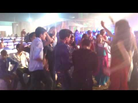 NIT Delhi Fresher party 2015 16