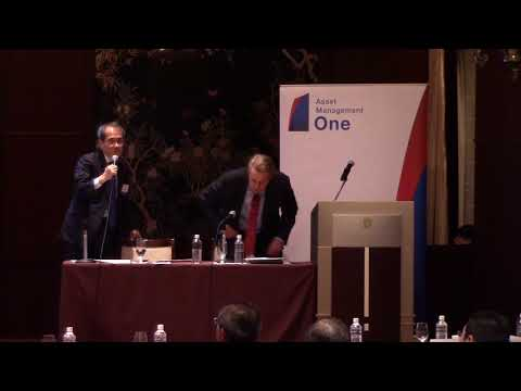 Central Banking Series: Japan Session 4 : Wisdom for Investment by Institutional Investors