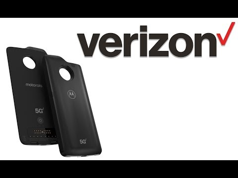 Verizon 5g Mobility is official!