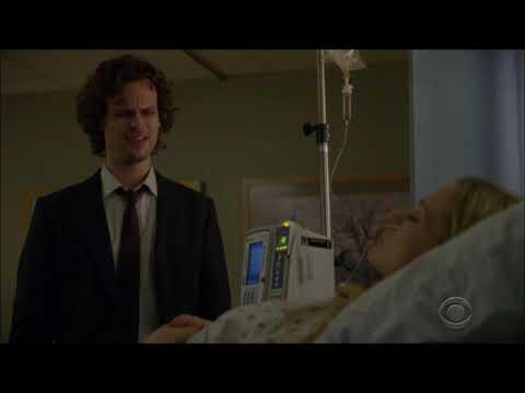 Criminal Minds 15x02 Spencer And JJ Hospital Scene Part 1