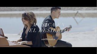 un corazon   musica en el desierto  video oficial