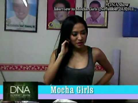 THE DNA SHOW : Interview Mocha Girls