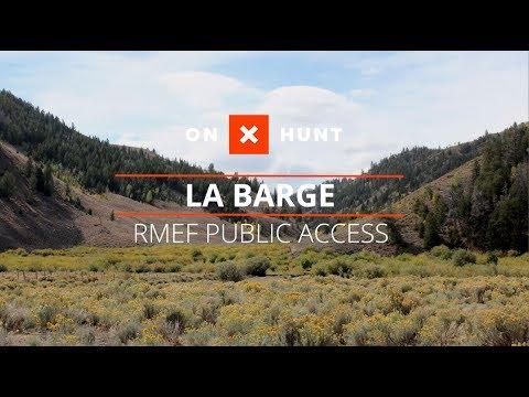 La Barge Creek Wyoming Public Access Project