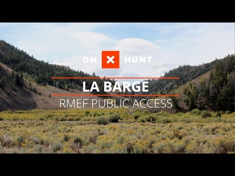 La Barge Creek Wyoming Public Access Project