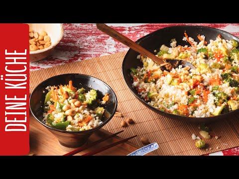 low-carb-blumenkohl-reis-mit-brokkoli-|-rewe-deine-küche