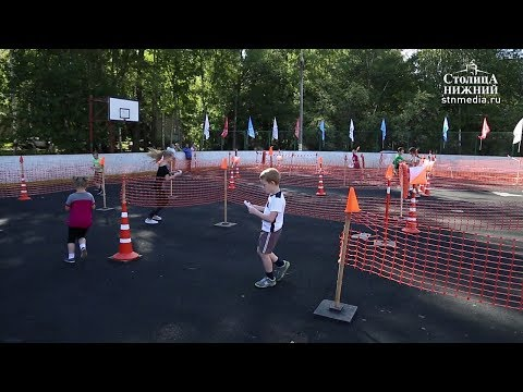 Жители Советского района Нижнего Новгорода отметили день физкультурника раньше остальных